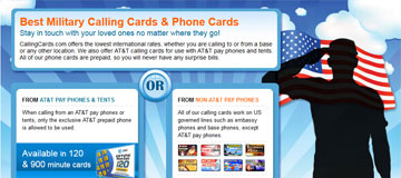 best military calling cards phone cards - Best Calling Cards
